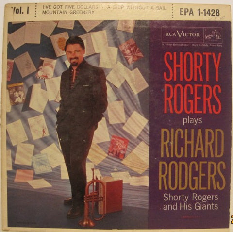 Shorty Rogers - Plays Richard Rodgers