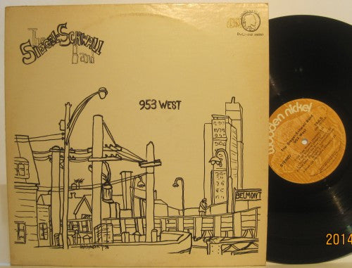 Siegel-Schwall Band - 953 West