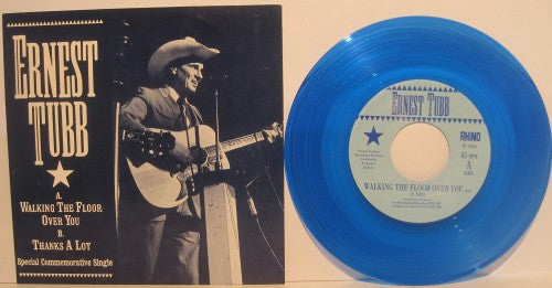 Ernest Tubb - Walking The Floor Over You/ Thanks a Lot