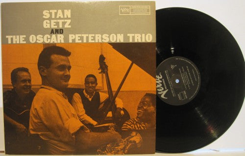 Stan Getz - And the Oscar Peterson Trio
