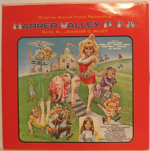 Jeannie C. Riley - Harper Valley P.T.A./ I've Done a Lot of Living Since Then