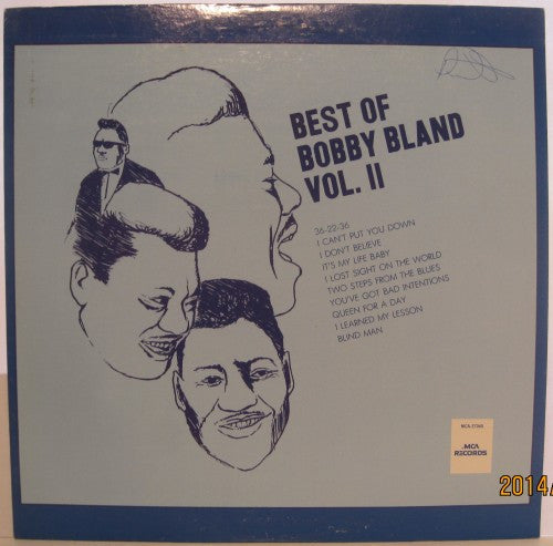 Bobby Bland - Best of Bobby Bland Vol. II