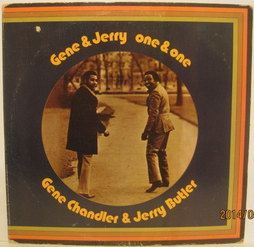 Gene Chandler & Jerry Butler - One & One