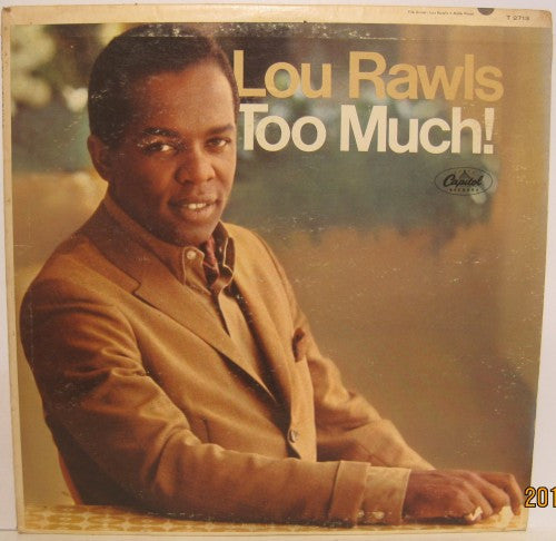 Lou Rawls - Too Much!