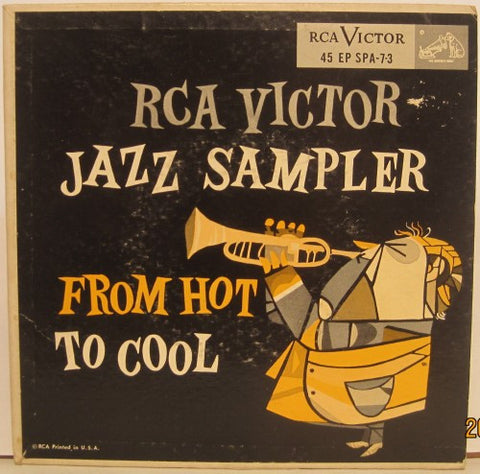 Various - RCA Victor Jazz Sampler