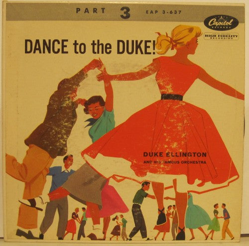 Duke Ellington - Dance to The Duke Part 3