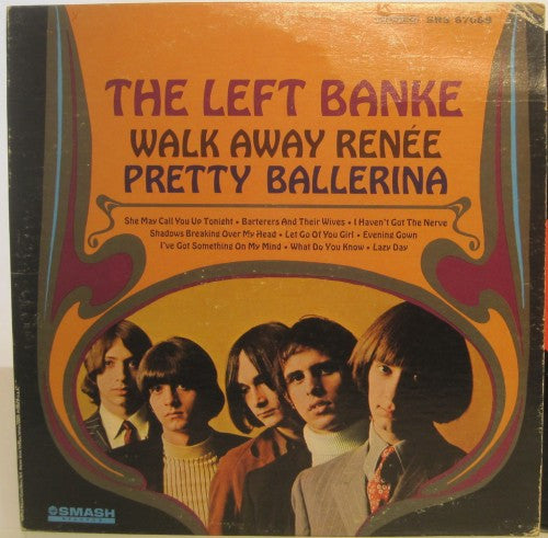 Left Banke - Walk Away Renee / Pretty Ballerina