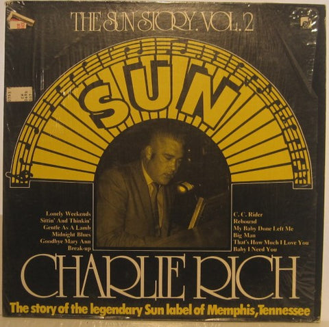 Charlie Rich - The Sun Story Vol. 2