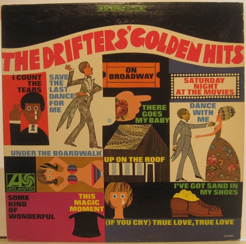Drifters - The Drifters' Golden Hits
