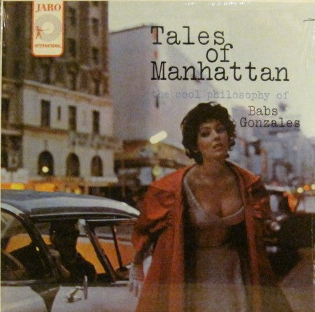 Babs Gonzales - Tale of Manhattan