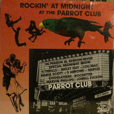 Various - Rockin' at Midnight at the Parrot Club
