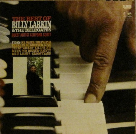 Billy Larkin & the Delegates - The Best of