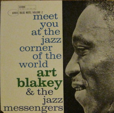 Art Blakey and the Jazz Messengers - Meet You at the Jazz Corner of the World