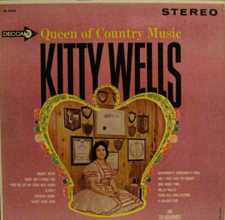Kitty Wells - Queen of Country Music