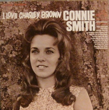 Connie Smith - I Love Charley Brown