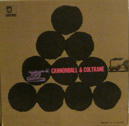 Cannonball Adderley - Cannonball & Coltrane