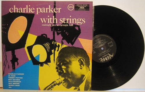 Charlie Parker - With Strings