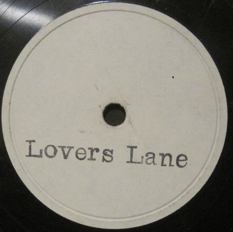 "Anonymous Adult Party Record - ""Lovers Lane"" b/w ""The Ice Man"""