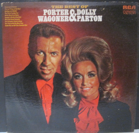 Porter Wagoner & Dolly Parton - The Best of