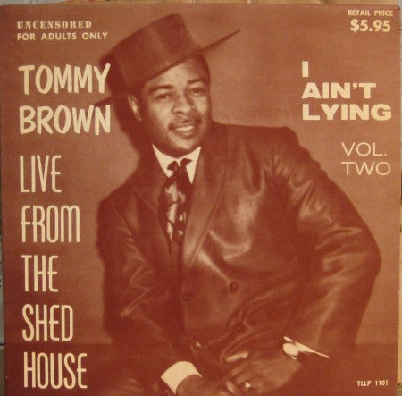 Tommy Brown - Live From the Shed House