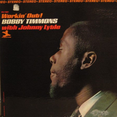 Bobby Timmons - Workin Out!