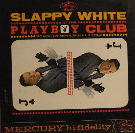 Slappy White - At the Playboy Club
