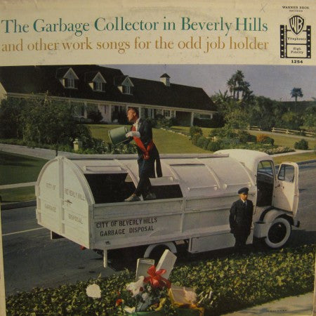 Irving Taylor - Garbage Collector in Beverly Hills
