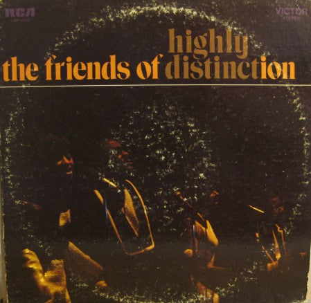 Friends of Distinction - Highly Distinct