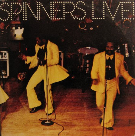 Spinners - Live!