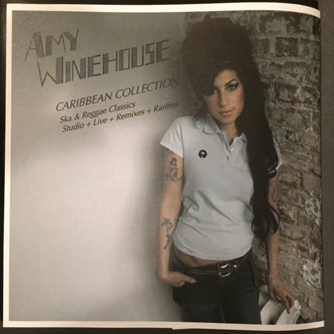 Amy Winehouse - The Caribbean Collection - import 2 LP set
