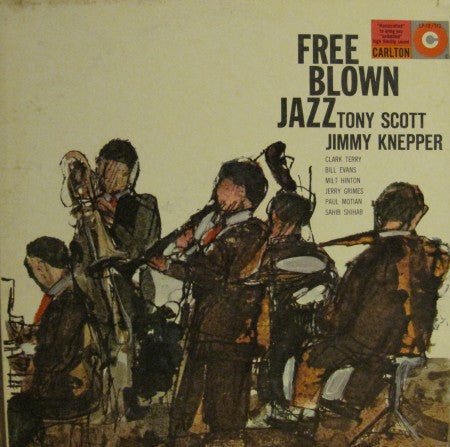 Tony Scott - Free Blown Jazz