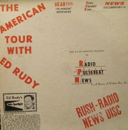 Beatles - American Tour with Ed Rudy