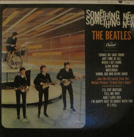 Beatles - Something New (Mono)