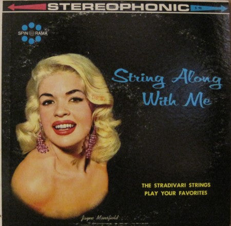 Jayne Mansfield - String Along with Me