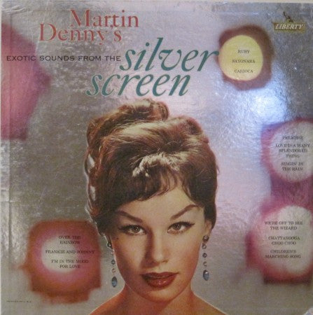 Martin Denny - Silver Screen