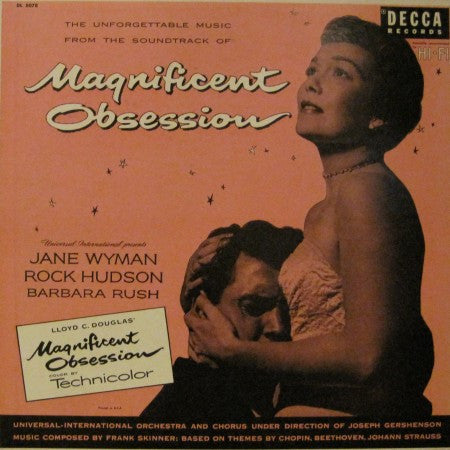 Magnificent Obsession - Soundtrack