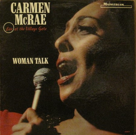 Carmen McRae - Live at the Village Gate