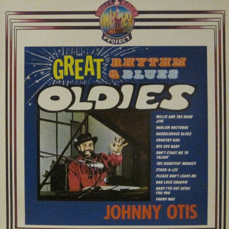 Johnny Otis - The Great R&B Oldies