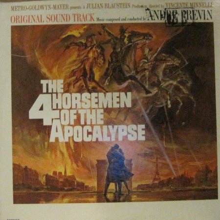 Andre Previn - The 4 Horsemen of the Apocalypse