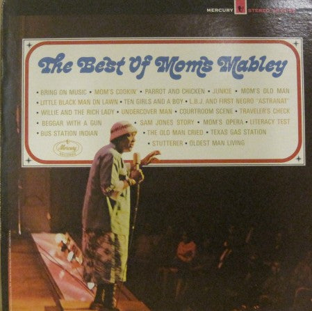 Moms Mabley - The Best of