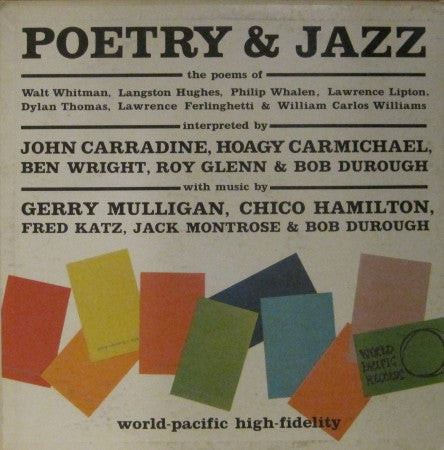 Various - Poetry & Jazz