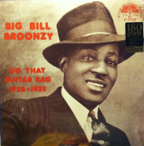Big Bill Broonzy - Do that Guitar Rag 1928-1935 (180g)