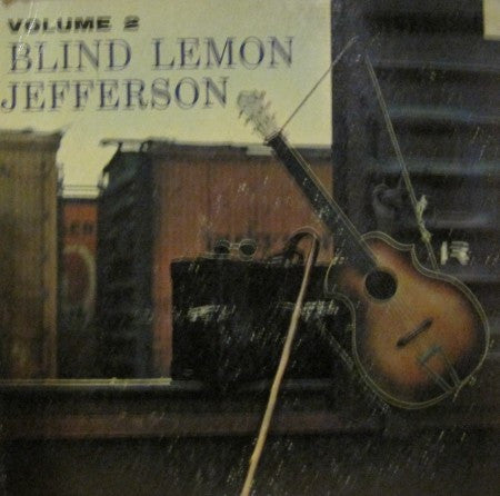 Blind Lemon Jefferson - Blind Lemon #2
