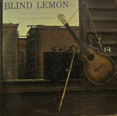Blind Lemon Jefferson - Blind Lemon #1
