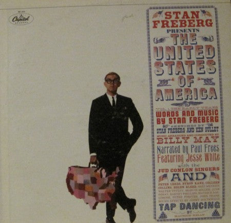 Stan Freberg - Presents The United States of America