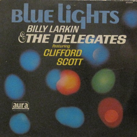 Billy Larkin - Blue Lights