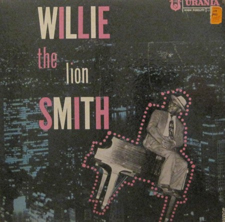 Willie Smith - Accent on the Piano