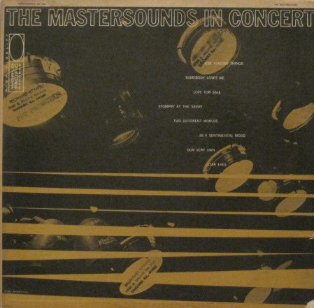 Mastersounds - In Concert