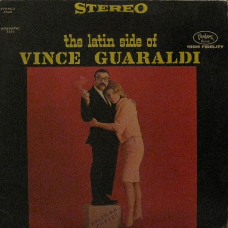 Vince Guaraldi - The Latin Side of