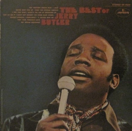 Jerry Butler - The Best of